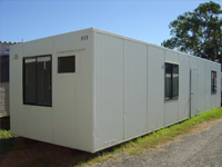 Portable Site Sheds